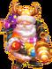 Evolved Santa Boom