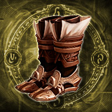 Deadly Boots of the Forlorn