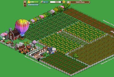 Farmville-Farm