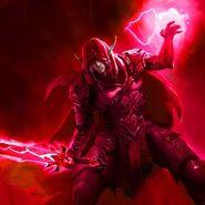 Enemy Warlock (Medius)