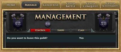 Guild-Manage