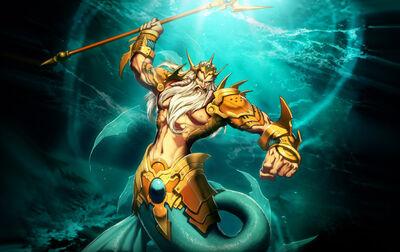 Monster Poseidon