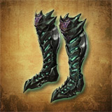Swiftspined Boots