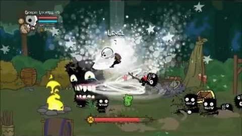 Castle Crashers 3 Gameplay Forest Entrance Abandonad Mill - Steam