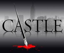 Castle black text