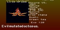 Dark Octopus