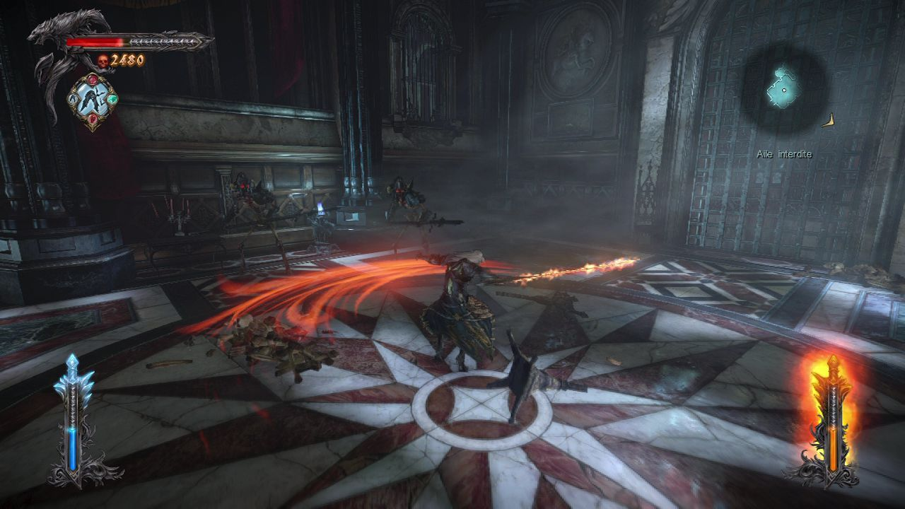 Castlevania: lords of shadow mirror of fate | castlevania wiki.
