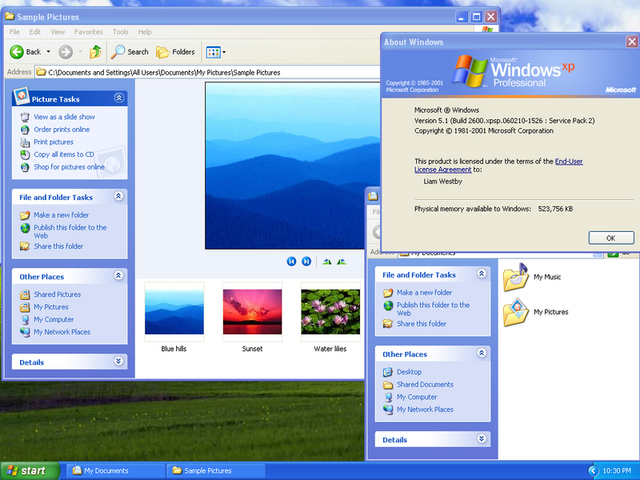 File:Windows xp desktop.PNG