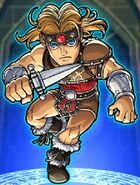 Kingdom Dragonion Simon Dagger Artwork