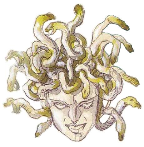 File:Super Castlevania IV - Medusa Head - 01.png