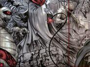 Animated Dracula's Curse Mummy Men