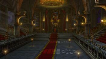 Judgment-Throne Room