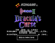 Dracula's Curse Sound Mode