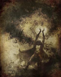 Bat Swarm Book of Dracul