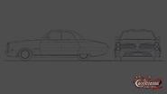 Castlevania City - Vehicles (3)