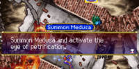 Summon Medusa