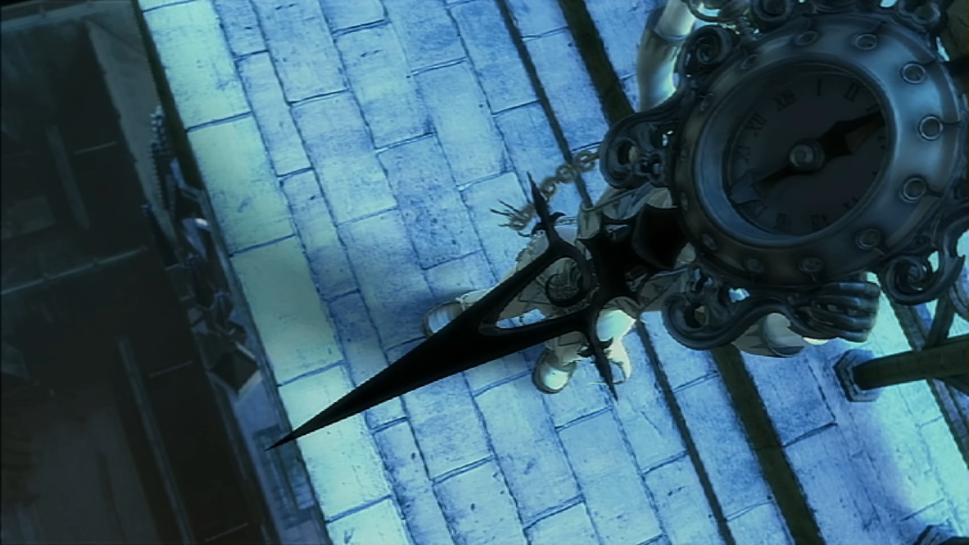 File:Judgment Intro 28 - Aeon Stabs Clocktower.JPG
