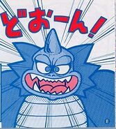 Kid Dracula Manga Galamoth