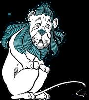 Cowardly Lion - 01