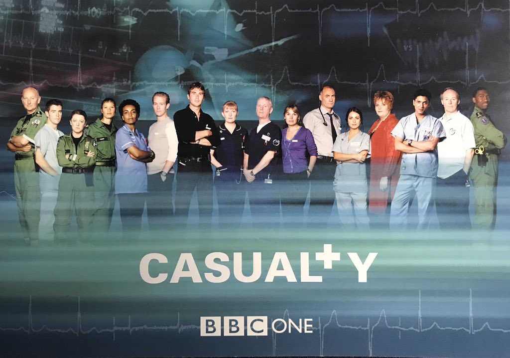 wiki casualty series