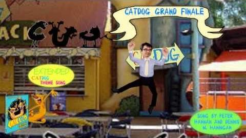 Catdog grand finale with Peter Hannan