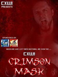 CXWI Crimson Mask