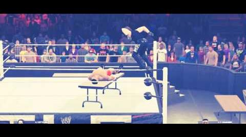 WWE2K15 (PS4) LWH IV CREATED PROMO