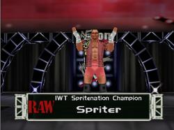 Textured IWT Spritenation Title3