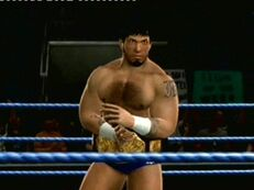 James Dark as DMW World champion 3