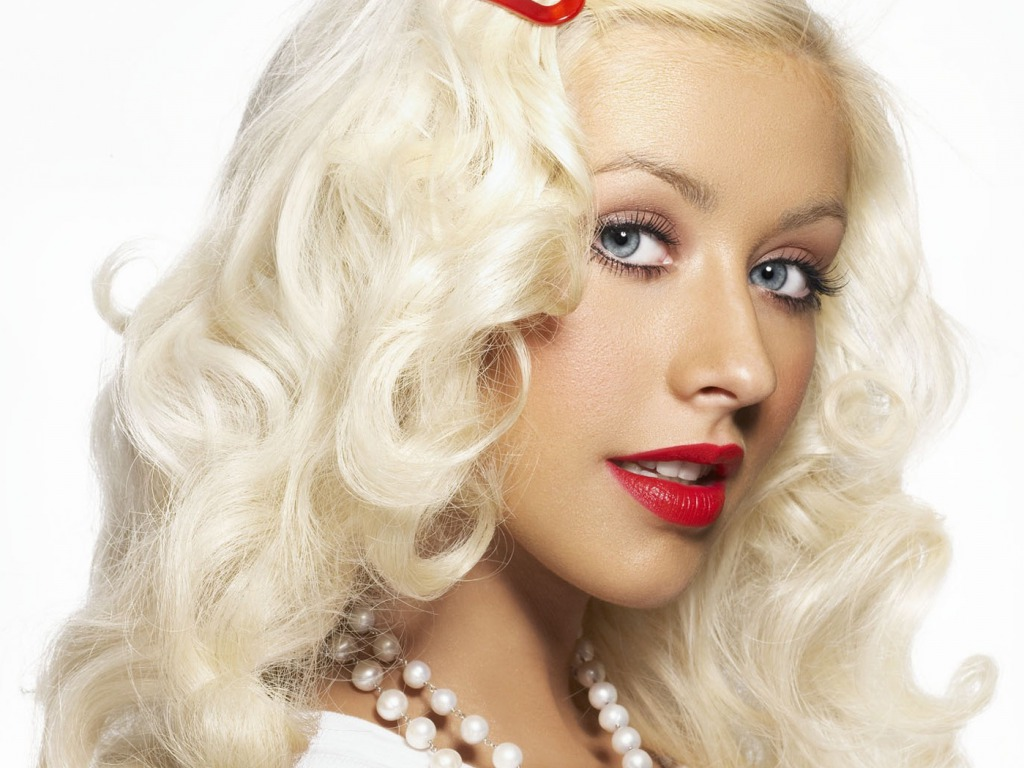 christina aguilera you lost me