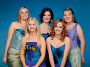 The 5 Celtic Women