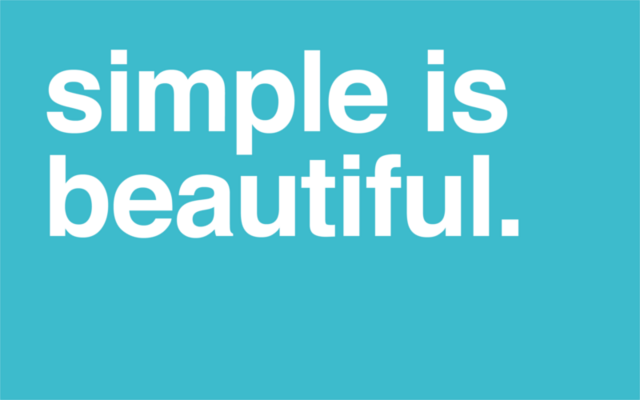 File:Simple is beautiful.png