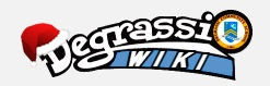 Degrassi holiday wordmark