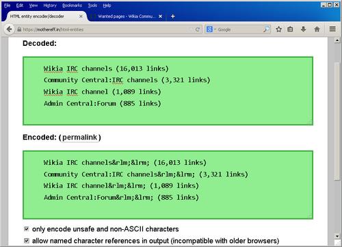 Firefox rlm lrm example copy-paste