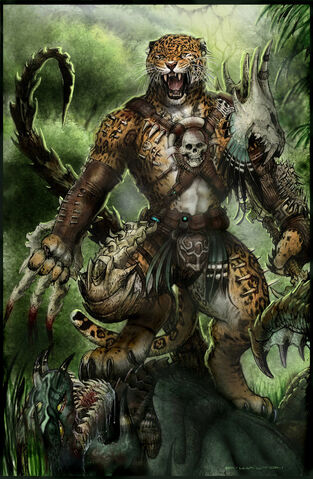 File:Bone werejaguar path to apex by chuckwalton-d66fn9v.jpg