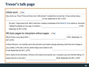 Message Wall & Wiki Nav Slide13