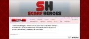 Scarf Heroes Review Homepage