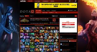 DOTAWiki-screenshot