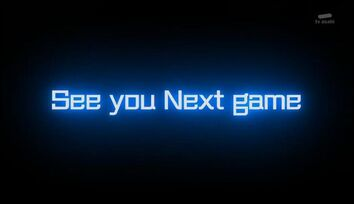 Next Game title card
