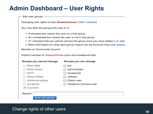 Admin dashboard webinar Slide16