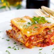 Lasagna-with-bechamel-and-meat-sauce