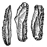 Iberomaurisien lames