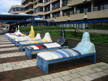 Jan Snoeck at Westeinde Ziekenhuis Den Haag IMG 2669.JPG