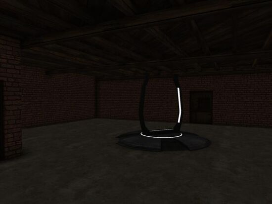 Basement - Central Detail - Tech - Spinny Thing