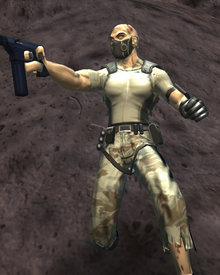 Deranged PRIMUS Mutant (Burning Sands)