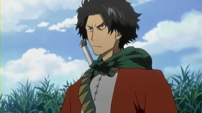 Image result for mugen samurai champloo