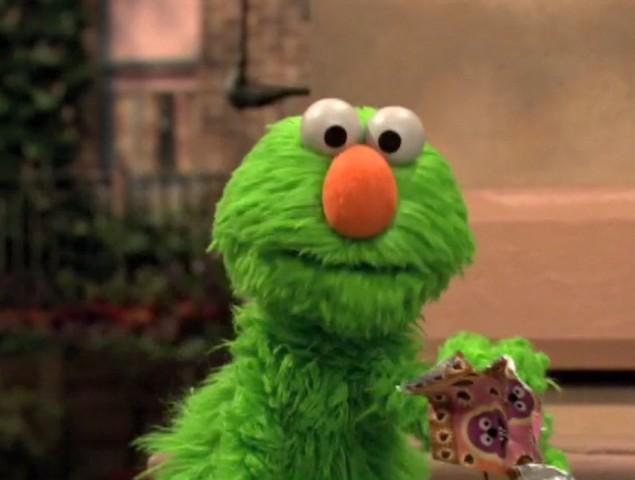 Green Elmo Fictional Characters Wiki Fandom Powered