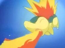 CyndaquilFlamethrower