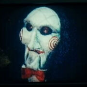 Billy-saw-puppet