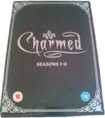 UK Charmed Side DvD